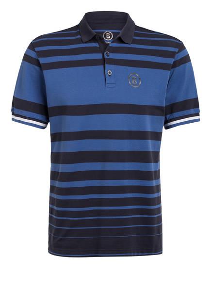 BOGNER Piqué-Poloshirt VICO , Farbe: BLAU/ DUNKELBLAU (Bild 1)