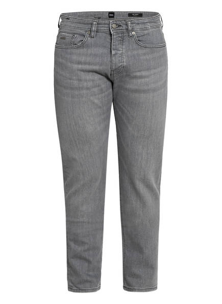 BOSS Jeans TABER Tapered Fit, Farbe: 030 MEDIUM GREY (Bild 1)