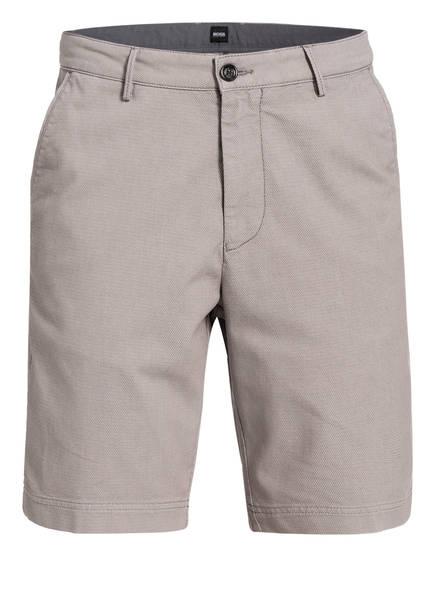 BOSS Chino-Shorts SLICE Regular Fit, Farbe: HELLGRAU (Bild 1)
