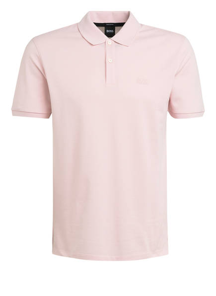 BOSS Piqué-Poloshirt PALLAS Regular Fit, Farbe: ROSA (Bild 1)