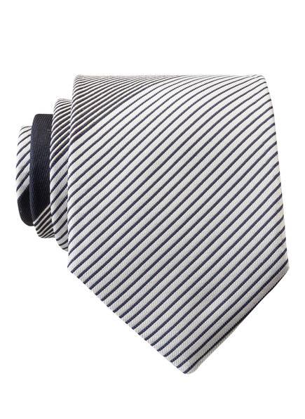 BOSS Krawatte , Farbe: DUNKELBLAU/ WEISS (Bild 1)