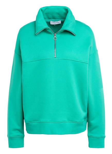 NINETY PERCENT Sweatshirt, Farbe: GRÜN (Bild 1)
