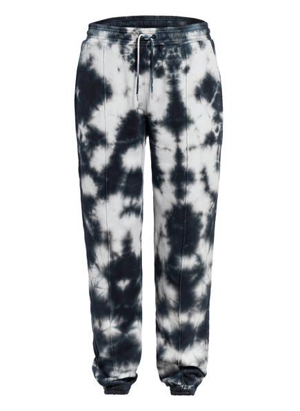 NINETY PERCENT Sweatpants, Farbe: SCHWARZ/ DUNKELBLAU/ GRAU (Bild 1)