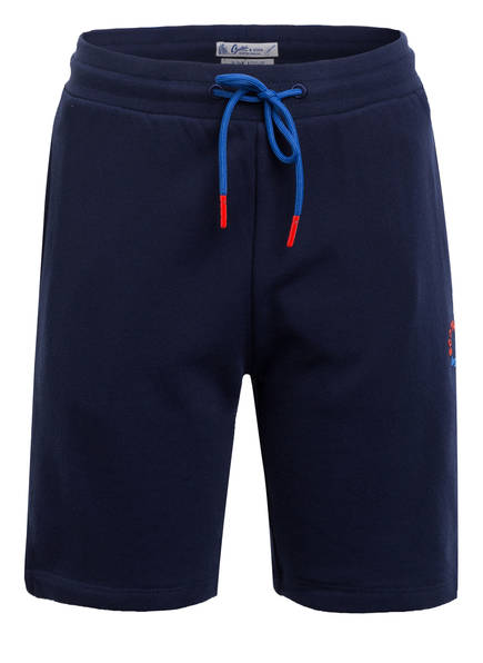 SCOTCH SHRUNK Sweatshorts , Farbe: DUNKELBLAU (Bild 1)