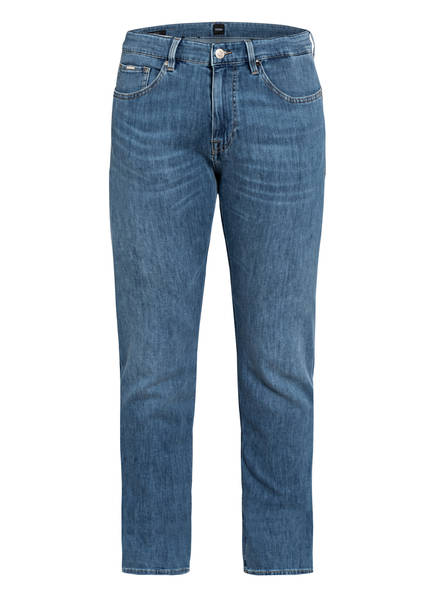 BOSS Jeans DELAWARE Slim Fit, Farbe: 445 TURQUOISE/ AQUA (Bild 1)