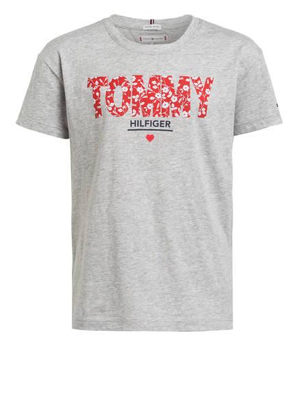 TOMMY HILFIGER T-Shirt, Farbe: GRAU (Bild 1)