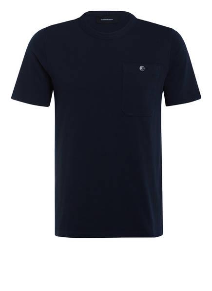 Peak Performance T-Shirt Urban blau