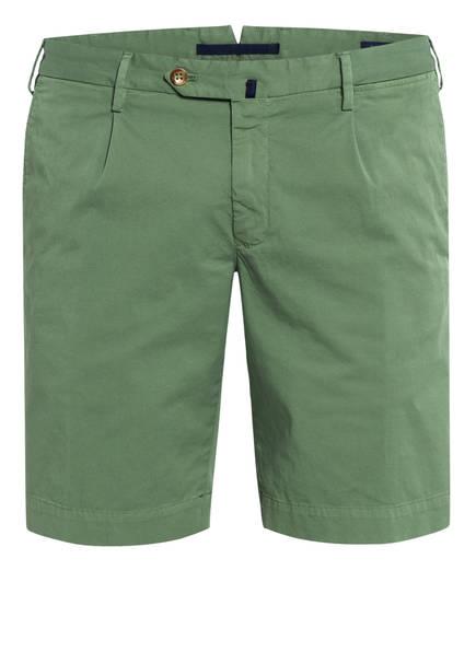 INCOTEX Chino-Shorts Slim Fit, Farbe: GRÜN (Bild 1)