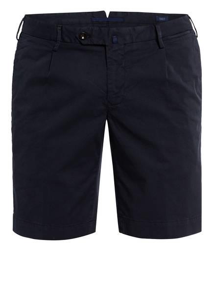 INCOTEX Chino-Shorts Slim Fit, Farbe: DUNKELBLAU (Bild 1)