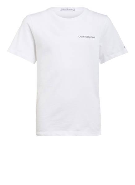 Calvin Klein T-Shirt, Farbe: WEISS (Bild 1)