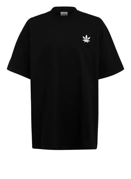 VETEMENTS Oversized-Shirt MARIA, Farbe: SCHWARZ (Bild 1)