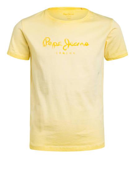 Pepe Jeans T-Shirt, Farbe: GELB (Bild 1)