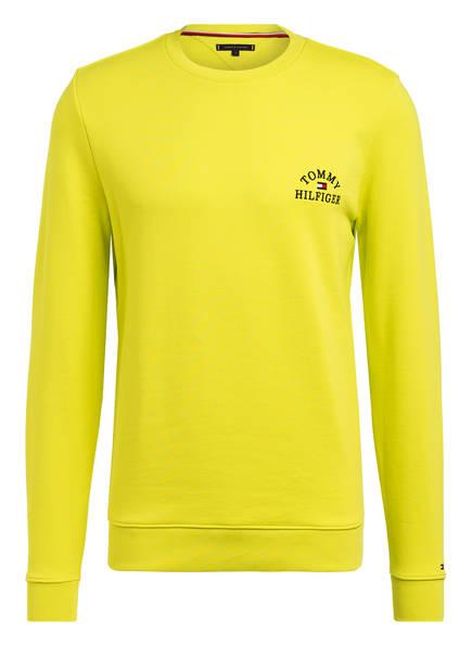 TOMMY HILFIGER Sweatshirt, Farbe: NEONGRÜN (Bild 1)