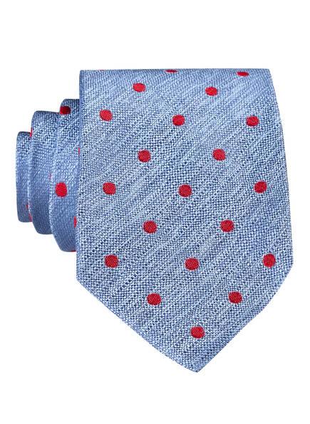 JOOP! Krawatte , Farbe: HELLBLAU/ ROT (Bild 1)