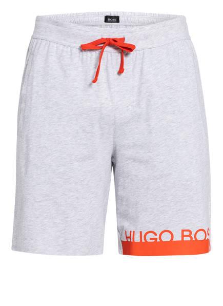 BOSS Lounge-Shorts IDENTITY, Farbe: GRAU MELIERT (Bild 1)