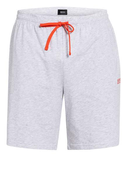 BOSS Lounge-Shorts MIX&MATCH, Farbe: GRAU MELIERT (Bild 1)