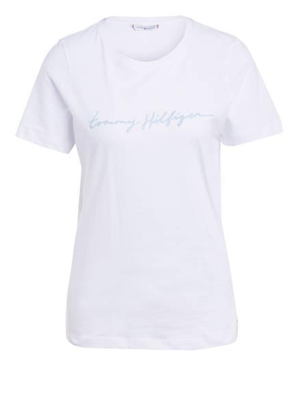 TOMMY HILFIGER T-Shirt ALISSA , Farbe: WEISS (Bild 1)