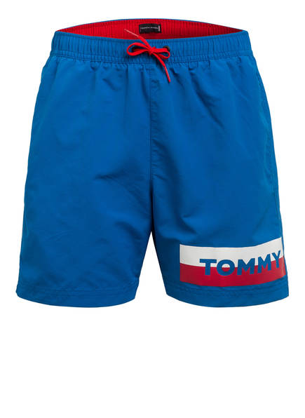 TOMMY HILFIGER Badeshorts, Farbe: BLAU (Bild 1)