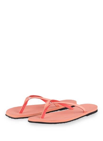 havaianas Zehentrenner YOU RAINBOW , Farbe: APRICOT (Bild 1)