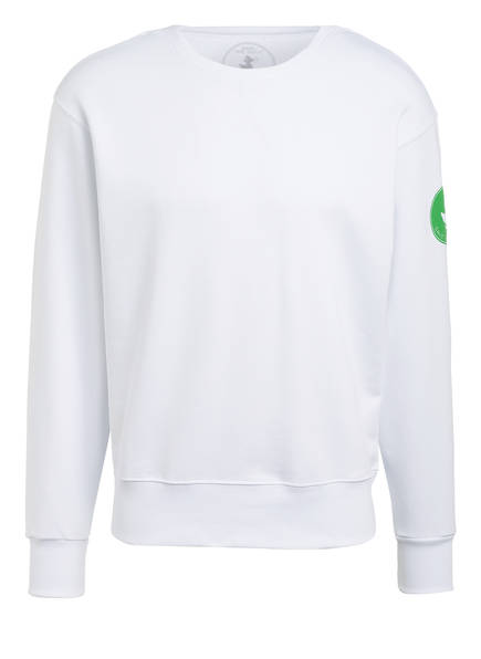 SAVE THE DUCK Sweatshirt FLEEX, Farbe: WEISS (Bild 1)