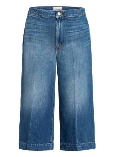 FRAME DENIM Jeans-Culotte LE CULOTTE, Farbe: SWEE SWEETZER BLUE (Bild 1)