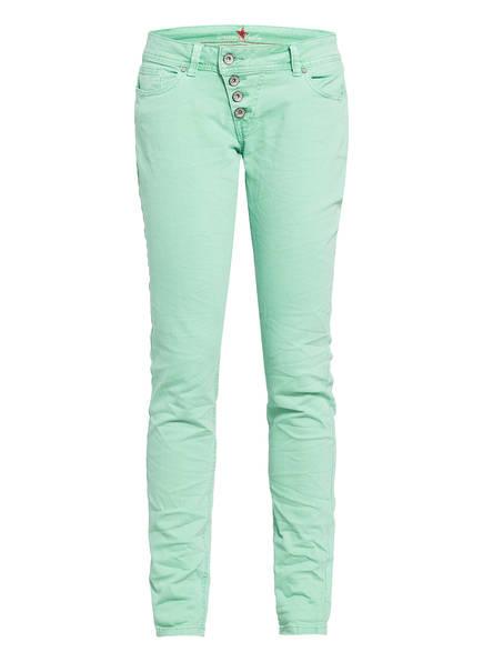 Buena Vista Skinny Jeans MALIBU, Farbe: 1936 LICHEN (Bild 1)