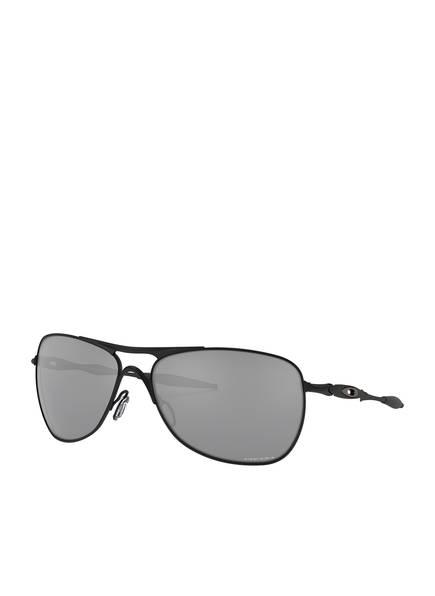 OAKLEY Sonnenbrille OO4060 CROSSHAIR, Farbe: 406023 - MATT SCHWARZ/ GRAU POLARISIERT (Bild 1)