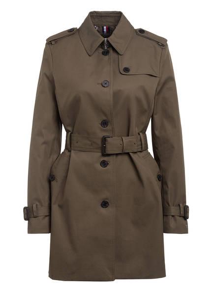TOMMY HILFIGER Trenchcoat , Farbe: KHAKI (Bild 1)