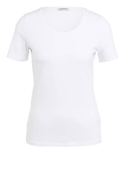 REPEAT T-Shirt, Farbe: WEISS (Bild 1)