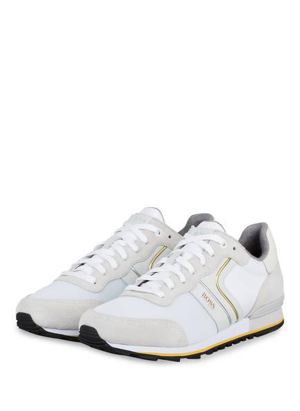 BOSS Sneaker PARKOUR RUNN, Farbe: HELLGRAU (Bild 1)