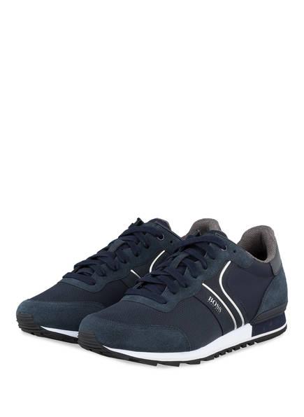 BOSS Sneaker PARKOUR RUNN, Farbe: DUNKELBLAU (Bild 1)
