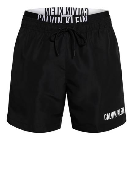 Calvin Klein Badeshorts INTENSE POWER, Farbe: SCHWARZ (Bild 1)