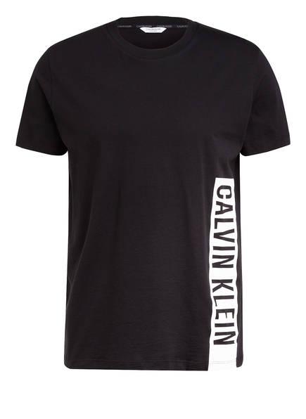 Calvin Klein T-Shirt INTENSE POWER, Farbe: SCHWARZ/ WEISS (Bild 1)