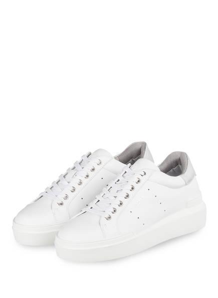 BOGNER Plateau-Sneaker HOLLYWOOD 1E , Farbe: WEISS (Bild 1)