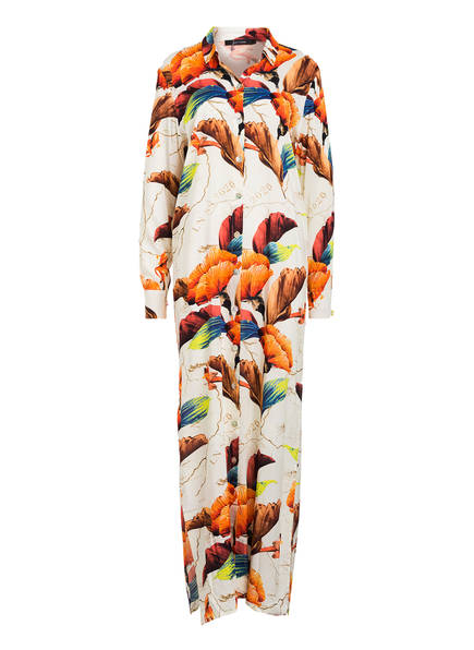 LENNY NIEMEYER Strandkleid, Farbe: ECRU/ BRAUN/ BLAU (Bild 1)