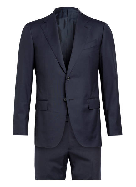 CARUSO Anzug NORMA Regular Fit, Farbe: DUNKELBLAU (Bild 1)