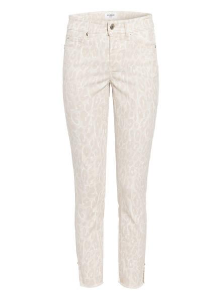 CAMBIO 7/8-Jeans PARLA mit Nietenbesatz, Farbe: 834 sand leo tit (Bild 1)