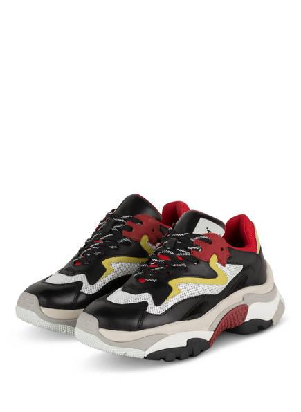 ash Sneaker ADDICT, Farbe: SCHWARZ/ WEISS/ ROT (Bild 1)
