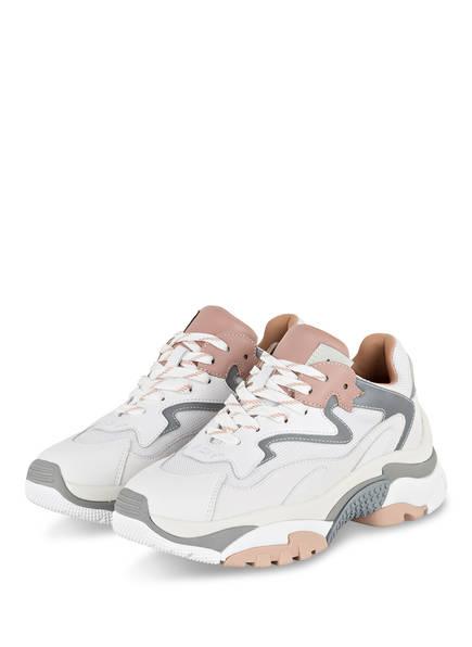 ash Sneaker ADDICT, Farbe: WEISS/ GRAU/ ROSA (Bild 1)