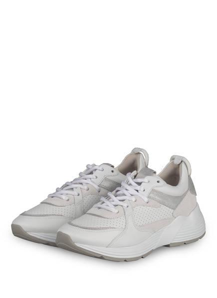 KENNEL & SCHMENGER Plateau-Sneaker HIT, Farbe: WEISS (Bild 1)