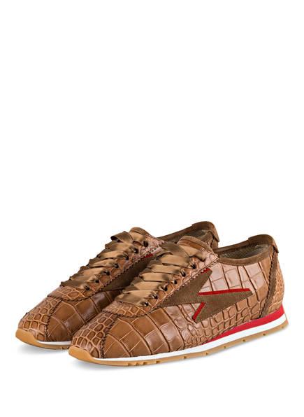 KENNEL & SCHMENGER Sneaker STRIKE , Farbe: BRAUN (Bild 1)