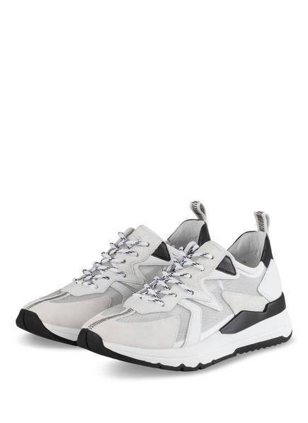 KENNEL & SCHMENGER Plateau-Sneaker KICK, Farbe: WEISS (Bild 1)