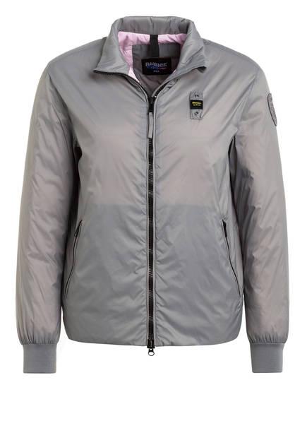 Blauer Jacke , Farbe: GRAU (Bild 1)