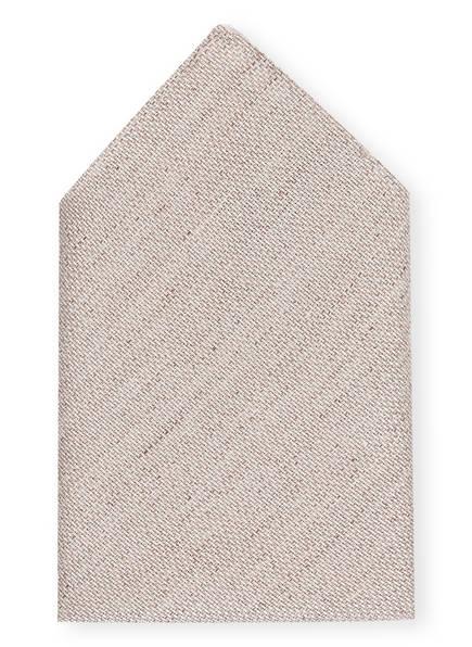 strellson Einstecktuch, Farbe: DUNKELCREME (Bild 1)