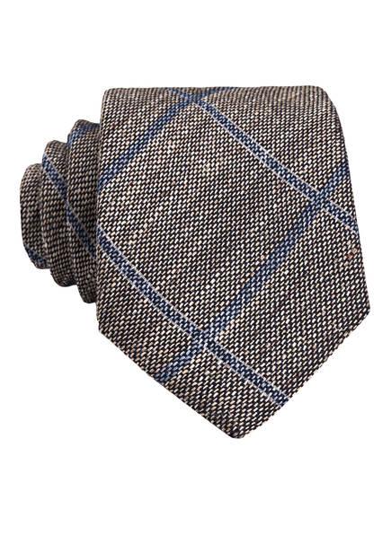 BALDESSARINI Krawatte, Farbe: GRAU/ BLAU (Bild 1)
