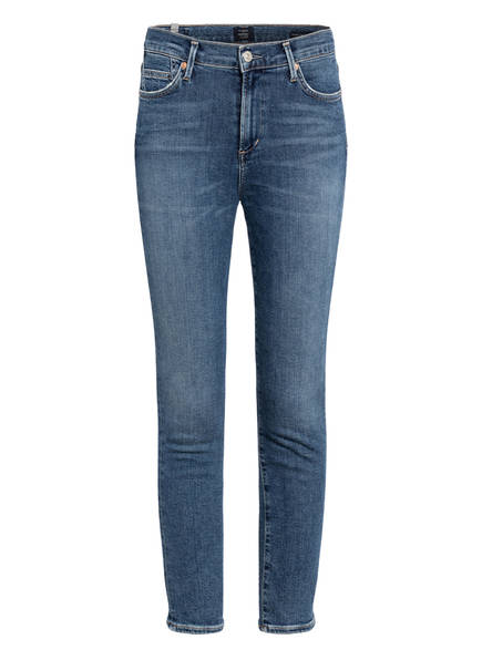 CITIZENS of HUMANITY Skinny Jeans ROCKET CROP, Farbe: STORY STORY BLUE (Bild 1)