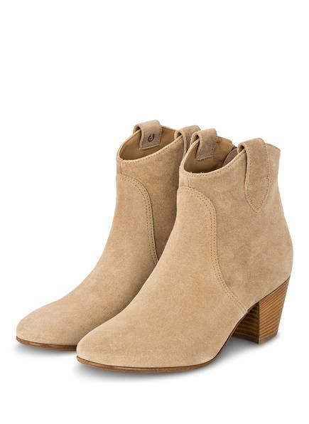 BELSTAFF Cowboy Boots ACE, Farbe: BEIGE (Bild 1)