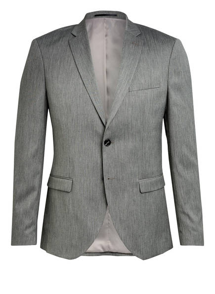 SELECTED Kombi-Sakko MYLO BILL Slim Fit, Farbe: LIGHT GREY MELANGE (Bild 1)