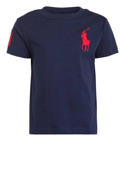 POLO RALPH LAUREN T-Shirt, Farbe: BLAU (Bild 1)