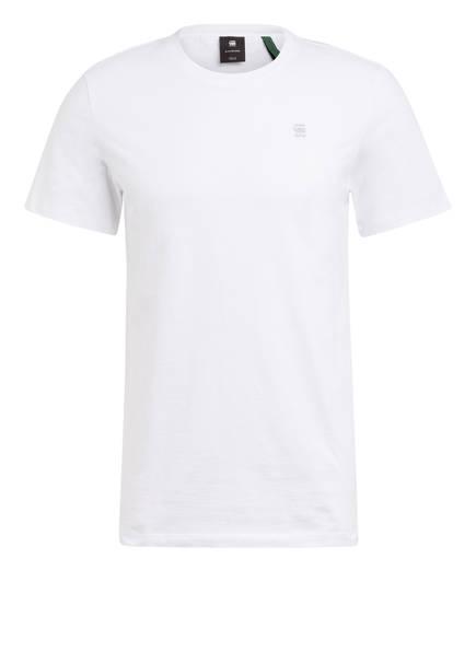 G-Star RAW T-Shirt BASE-S, Farbe: WEISS (Bild 1)